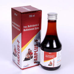 Iron Multivitamin and Multiminerals Syrup