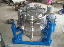Three Point Suspension Centrifuge Machine