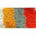 Vks Colored Plastic Granules, Pack Size: 25 Kg