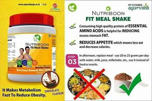 Fit Meal Shake, Ayurvedic Weight Loss Product