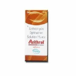 Azithromycin Ophthalmic Solution