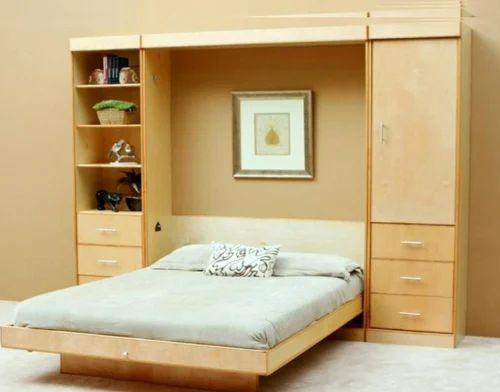 Vivan Enterprises 10 X 6 Feet Wall Mounted Bed Rs 85000 Set Id