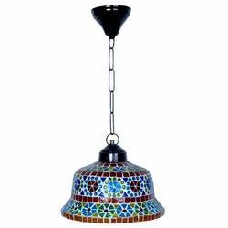 Glass Lamp Hanging