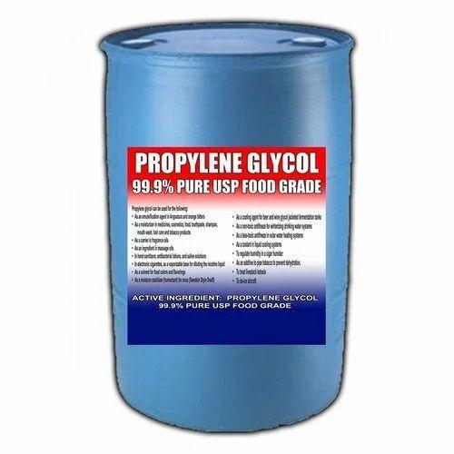 Propylene Glycol Manufacturer from Pune