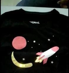 Sygnal Round Neck LED T Shirt
