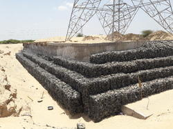 Gabion Protection Wall Service