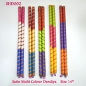 Satin Multi Color Dandiya