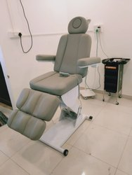 Hair Transplant Chair with Battery Back Up