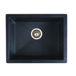 Single Granite Kitchen Sink, Shape: Square, Size (dimension): Available In Various Sizes