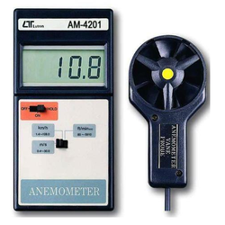 AM 4201 AM 4206 Digital Anemometers