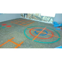 EPDM Outdoor Rubber Flooring Service