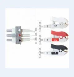 Philips Compatible ECG Lead Wire Set M1623A