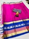 New Cotton Silk Saree