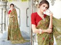 Daily Wear Printed Georgette Saree