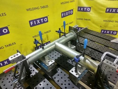 fixto oil gas industry welding fixture st500 rs 5000 unit id