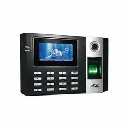 Palm Reader ESSL Biometric Attendance System, 5-10 Hour, For Office
