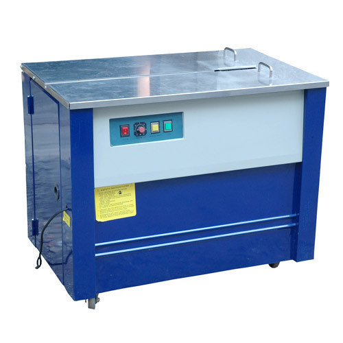 Shiv Packaging Box Strapping Machine