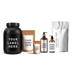 Natural Private Label Skin Care for Personal & Parlour