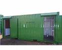 FRP Bunk House Portable Toilets