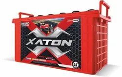 Xaton 120 Ah E-Rickshaw Battery, Voltage: 12 V, Model Name/Number: Erp 1400