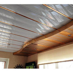 Idzines Glossy Finish PVC False Ceiling Panel, Thickness: 2-8 mm