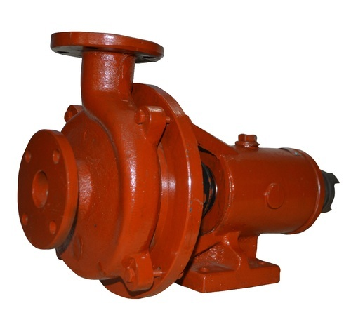 Cast Iron Centrifugal Chemical Process Pump