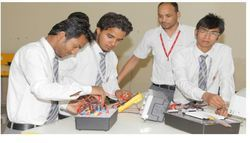 Diploma Course in Electronics Engineering