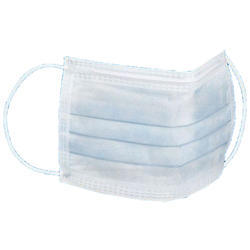 Cotton Disposable Face Safety Mask, Surgical