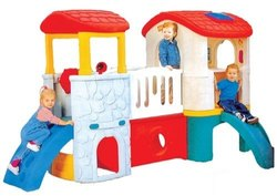 Indoor kids play equipment