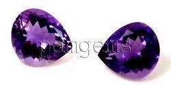 Amethyst Gemstone for Earrings