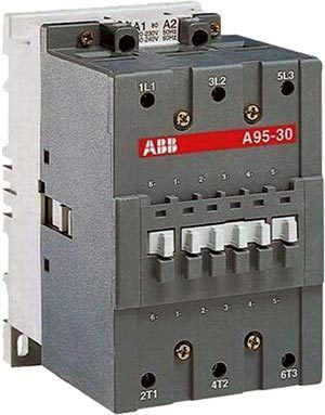 abb 145a 3 pole contactor ac operated switch at rs 13700 number