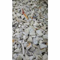 PVC Pipe Grinding Scrap