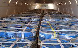 Hazardous Chemical Hazchem Transport Courier