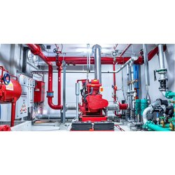 Carbon Steel Fire Protection System
