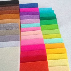 Polyester Color Felts