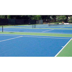 PU Sports Courts Flooring