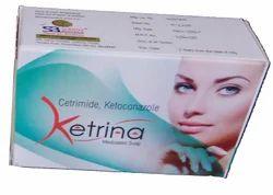 Ketoconazole Cetrimide (Soap)