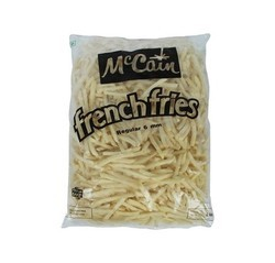 Maccains French Fries, Packaging Size: 2.5 kg