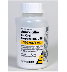 Amoxicillin Oral Suspension, Packaging Type: Bottle