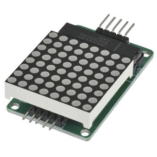 8.8 LED Matrix Module