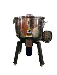SS Vertical Mixer For Master Batch, Capacity: 500-1000 L