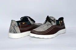 Mr.Wear's Khakhi Mens Fashionable Shoes