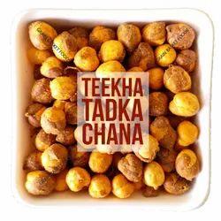 Roasted Chana Teekha Tadka