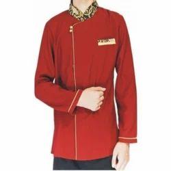 Chef Red Coat