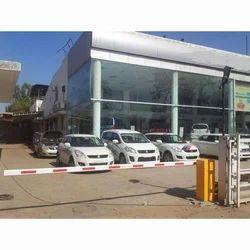 Parking Boom Gates