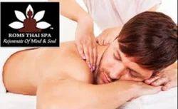 Head And Shoulder Massage Service