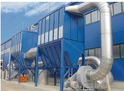 Dust Collector System for Furniture Industry