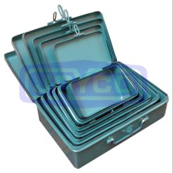 Jayco Rectangle Colored Jewelry Boxes
