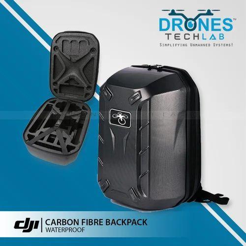 Black DJI Phantom Carbon Fibre Backpack cc89a1f35233a