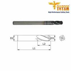 Totem 4 Flute F125 XL End Mill